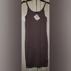 Peruvian Connection Knit Tank Dress Sz M NWT